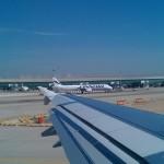 Gezeigt ist ein Flugzeug der Firma Chinair
